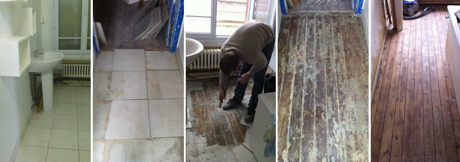 Before during after mmaxine blog diy d co et for Decapage carrelage