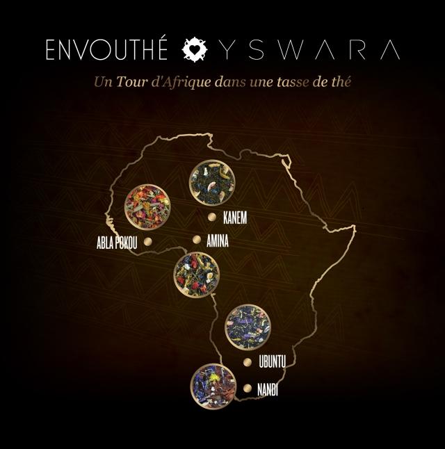 Carte Yswara Envouthé