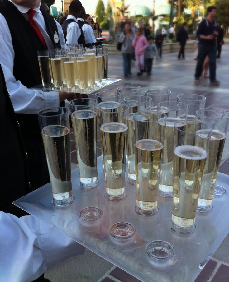 Disney Studio Champagne