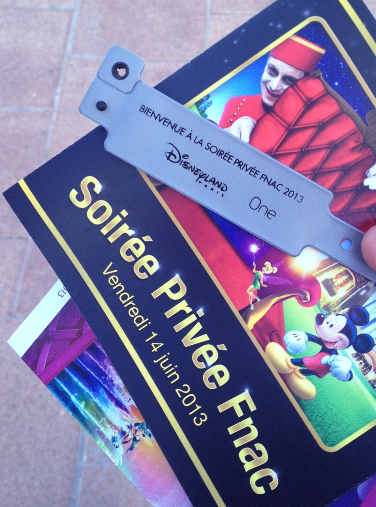 Disney Studio Fnac Entrée