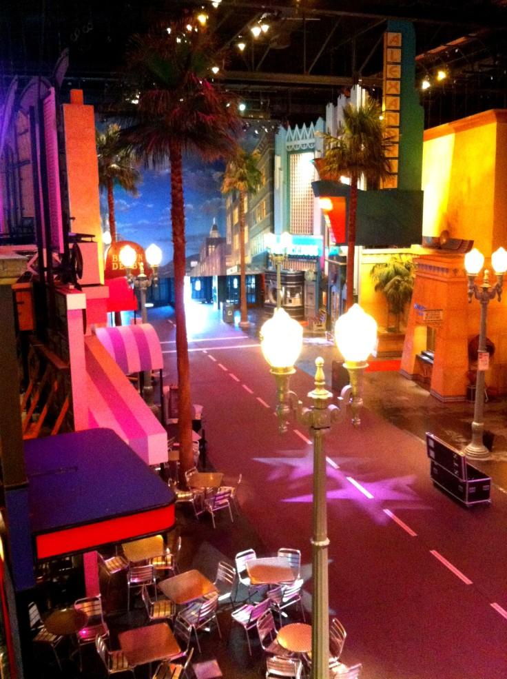 Disney Studio Street
