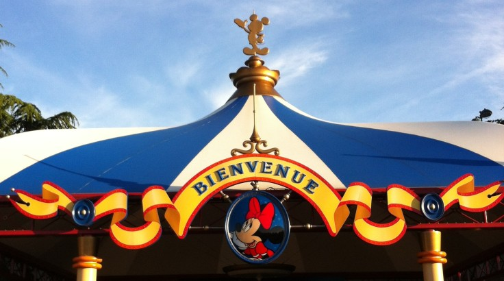 Disney Bienvenue