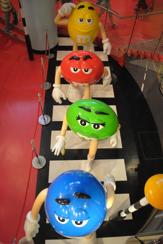 Londres M&M's World