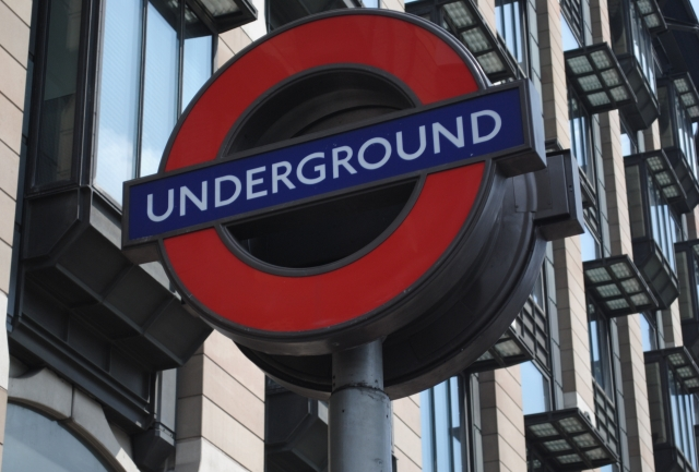 Londres Subway Underground