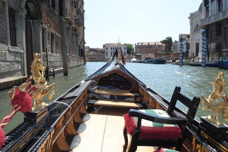 Gondole Venise