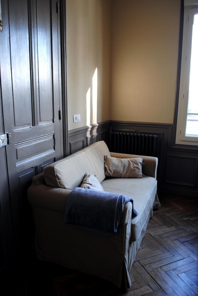 petit salon canapé ikea