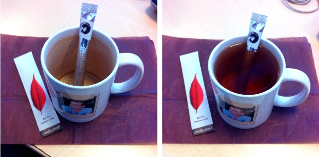 Envouthé 1 an Red Tea Jasmine Lotus