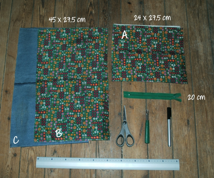 DIY trousse fourniture couture