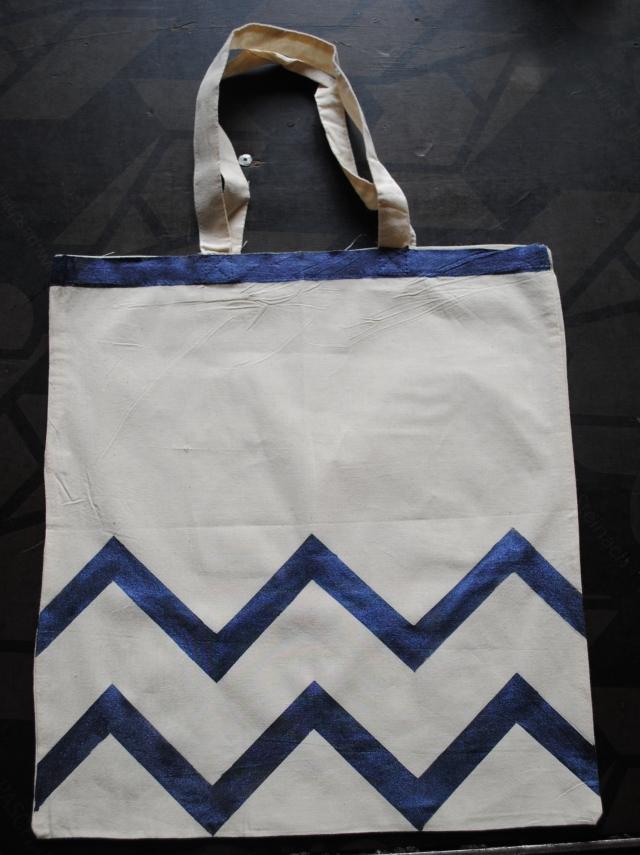 DIY Tote Bag - Cabas personnalisé