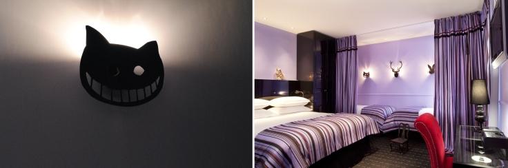 Envouthé Hotel Original - Chambre aux merveilles