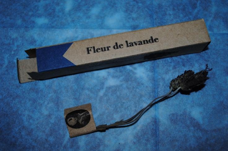 Envouthé Janvier 14 - Fleur de lavande