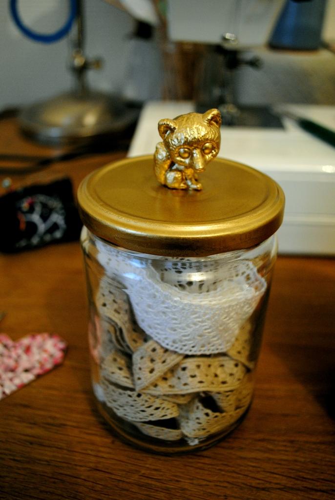 DIY Pot animal