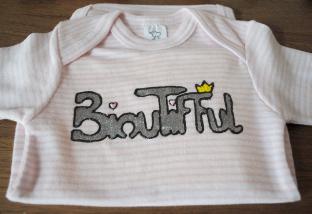 diy body bébé 2- coeur