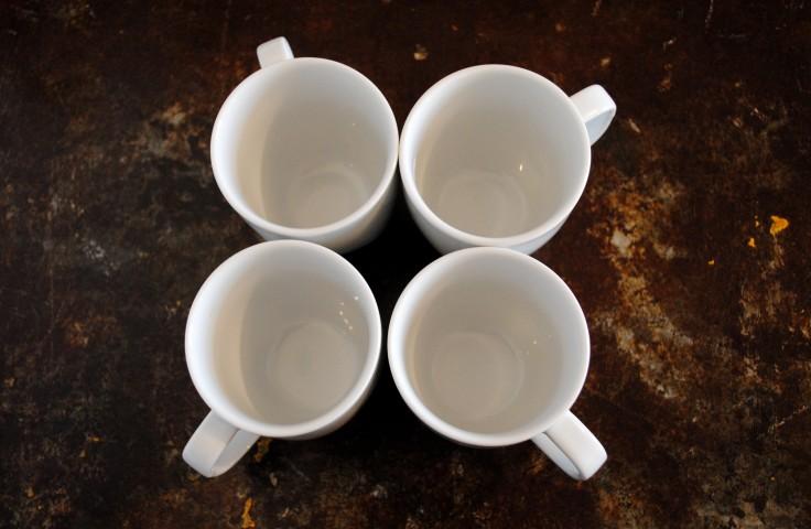 tasses animal - nettoyage