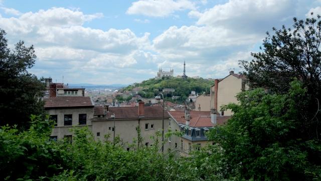 Week-end à Lyon - Pentes Croix Rousse