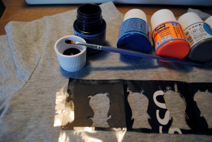 DIY T-shirt Slugterra - 06 -1