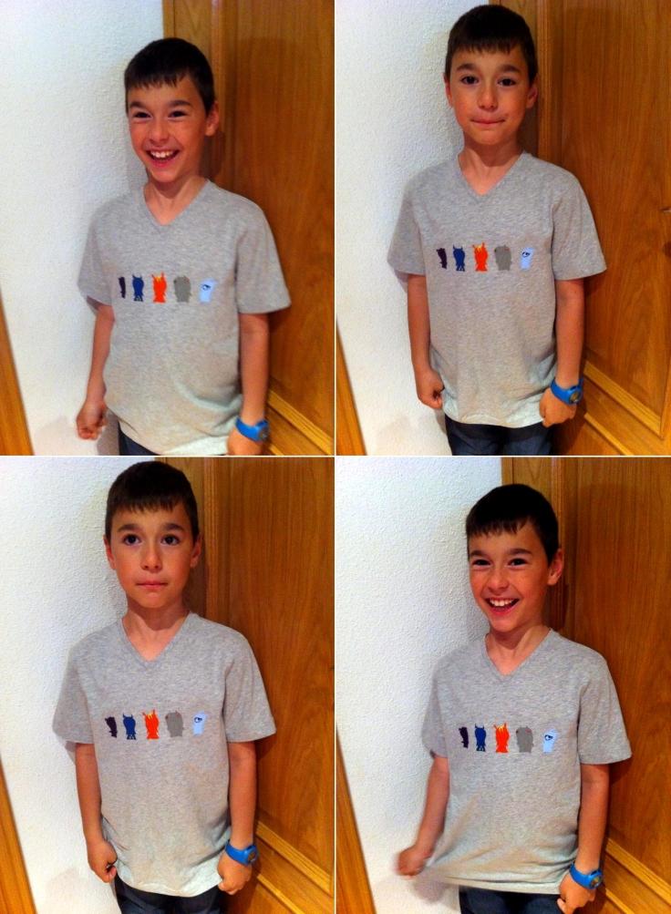 DIY T-shirt Slugterra - 10