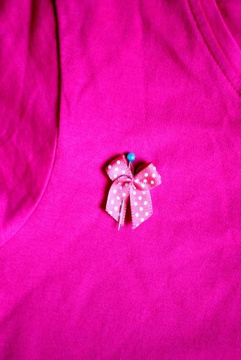 T-shirt knot knot - 04