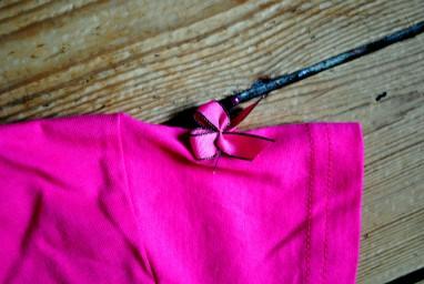 T-shirt knot knot - 05