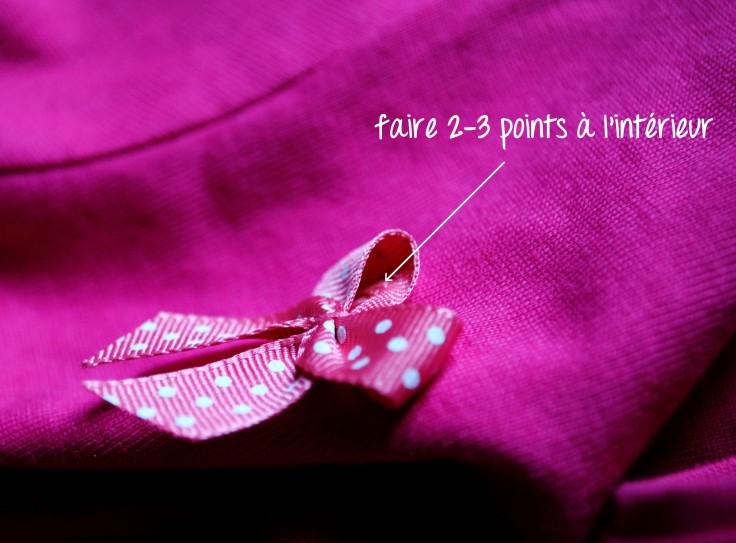 T-shirt knot knot - 06
