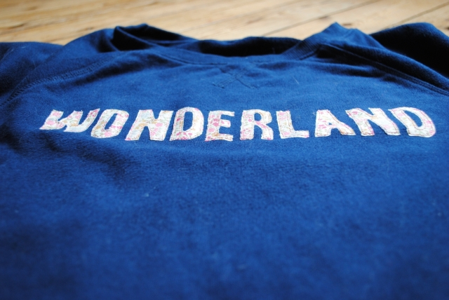 DIY So Sweat Wonderland - 14