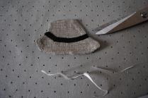 DIY T-shirt Moustache Panama - 11