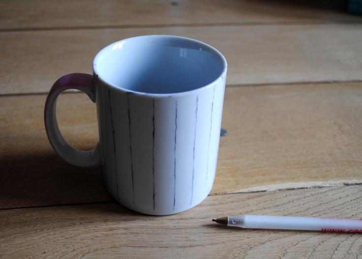 DIY Tire Mug - 01
