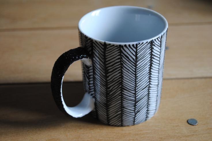 DIY Tire Mug - 03