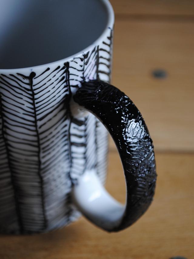 DIY Tire Mug - 04