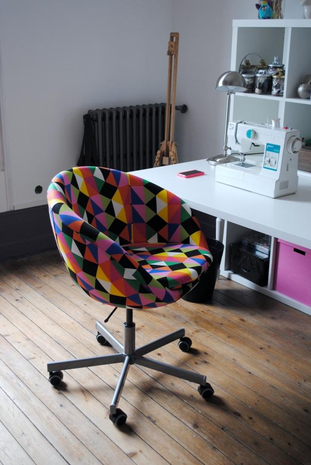 Atelier DIY Couture - atelier couture kallax ikea 06