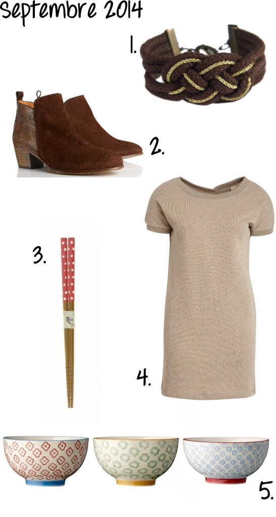 wishlist septembre 2014