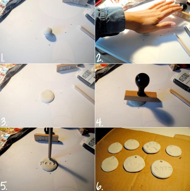 DIY Pampilles Noel - tuto 01
