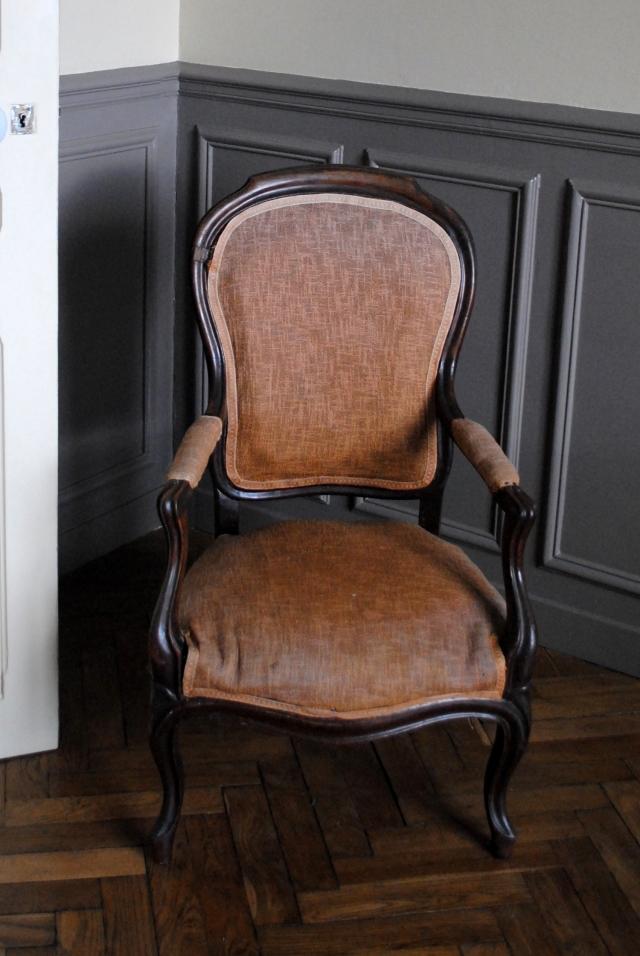 DIY Retapisser un fauteuil - 00
