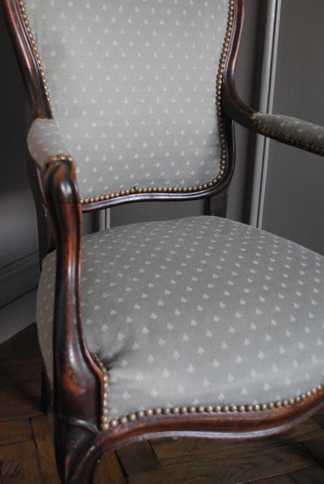 DIY Retapisser un fauteuil - 10