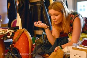 Sarah Romby Vide Dressing Compiegne