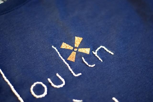 DIY T-shirt Moulin a Paroles 05