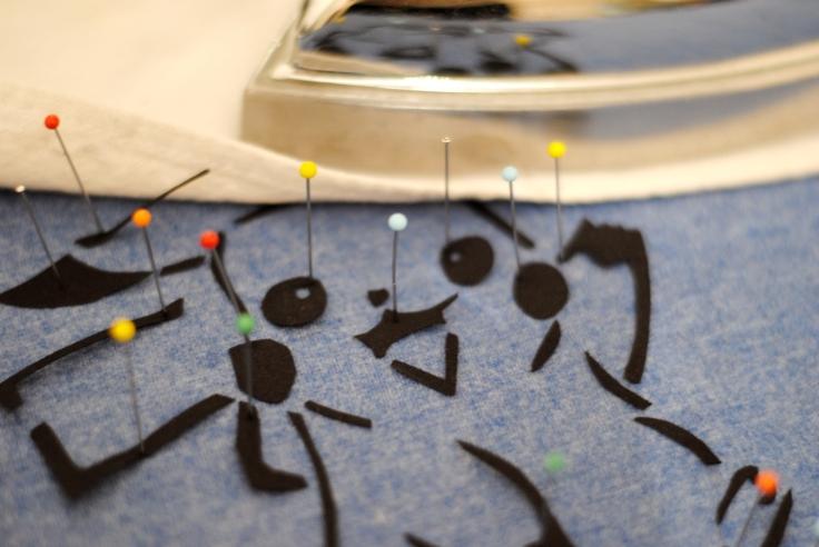 DIY T-shirt Pikachu - 05