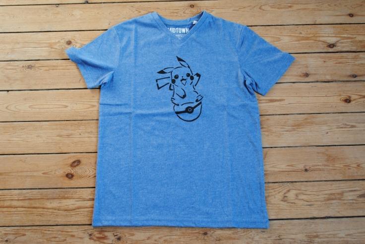 DIY T-shirt Pikachu - 06