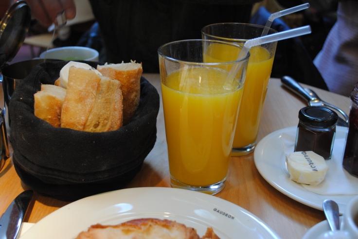 Manger à Bruxelles - Gaudron 07
