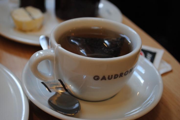Manger à Bruxelles - Gaudron 08