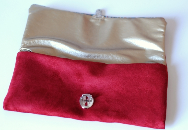 DIY Pochette Cartable Suedine - 07