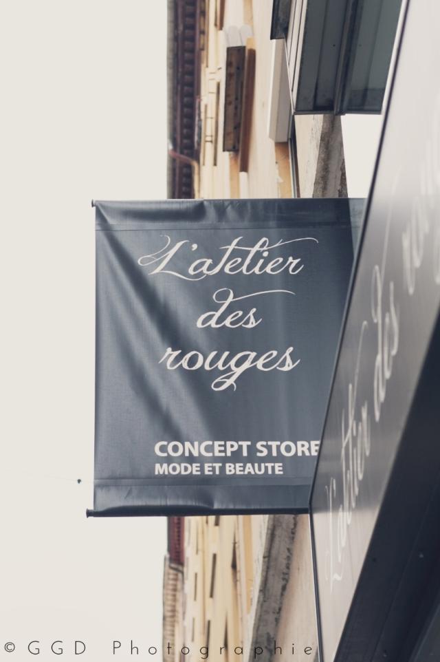 EVJF Lyon - Manucure Atelier des Rouges 01