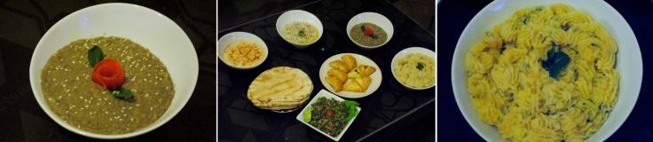 Traiteur Libanais Compiegne By Sam - Mjaddra Lentilles et Ecrase Pommes de terre