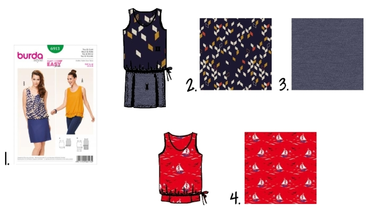 Selection Soldes Creavea Couture