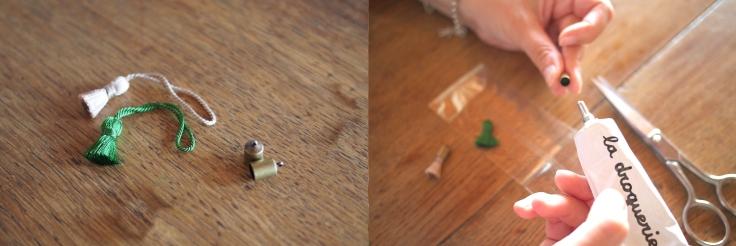 DIY Bracelet pompons 02