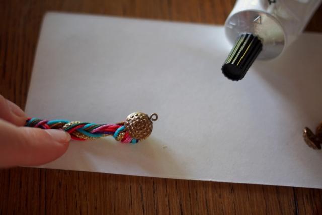 DIY Bracelet pompons 03