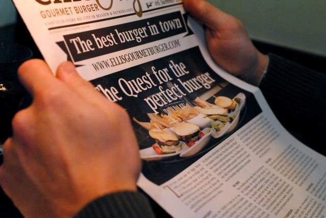Manger burger Bruxelles - Ellis Gourmet Burger 02