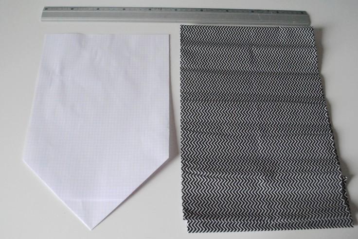 DIY banniere en tissu 01