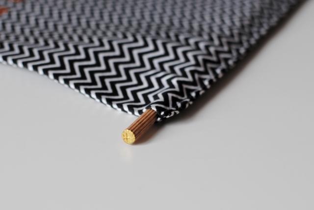 DIY banniere en tissu 10