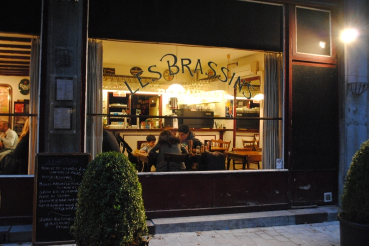 Manger a Bruxelles - Les Brassins 01